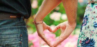 カップル愛の形