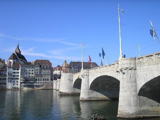 スイス第二の都市、バーゼル