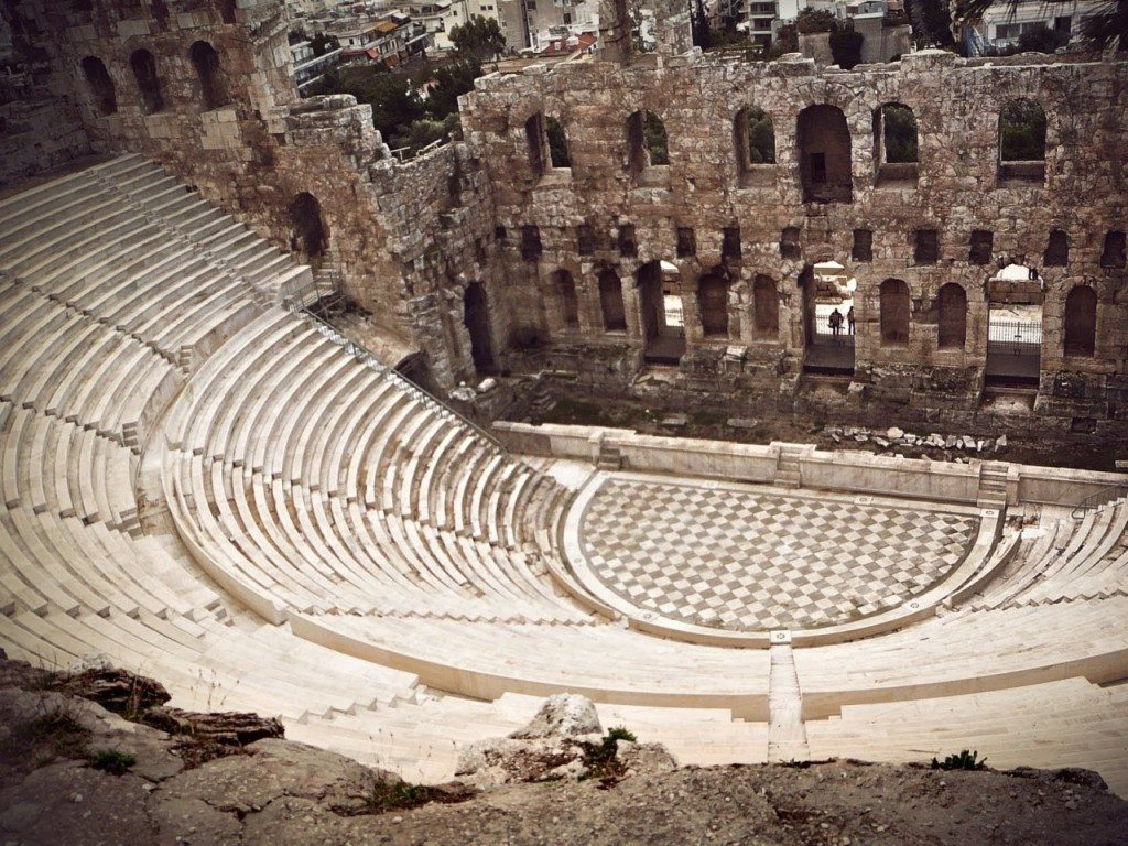 欧州文化の基盤、アテネ
