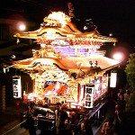 日本の夏、祭りの夏