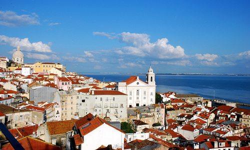 白の世界、リスボン