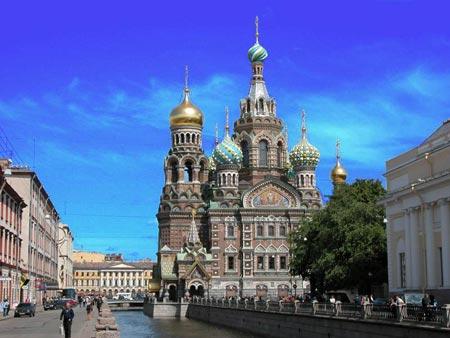 帝国、サンクトペテルブルク