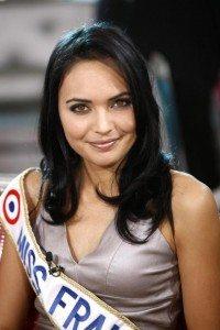 彼女が問題の2008年ミスフランス