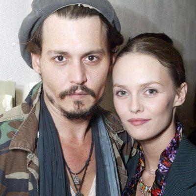 Vanessa Paradis&Johnny Depp