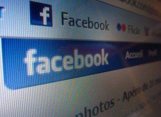 フェイスブック画面