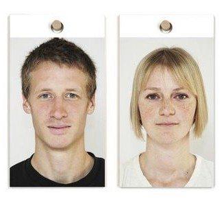 似た者同士のカップル