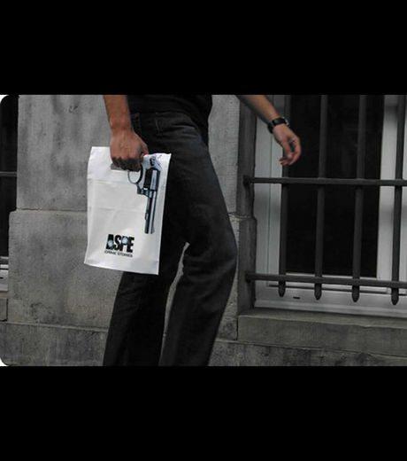 ユニーク紙袋4