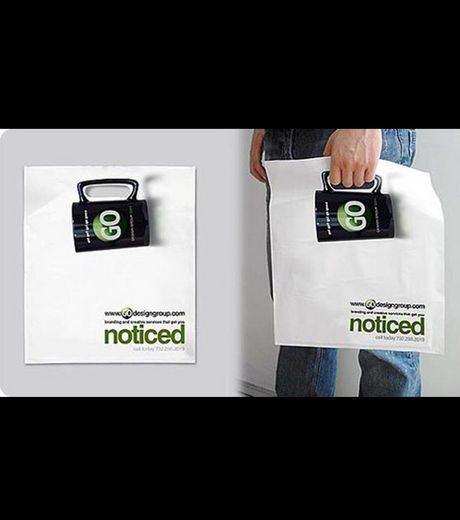 ユニーク紙袋9