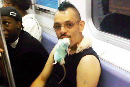 電車の変な人12号