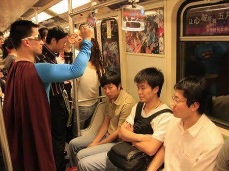 電車の変な人7号