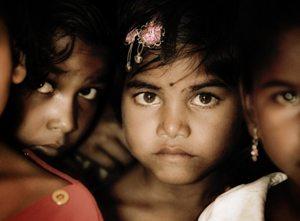 インドの性的奴隷は深刻