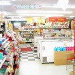 日本の便利なコンビニ