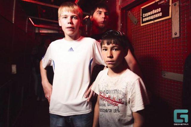 ロシアの子どもナイトクラブがひどい件6