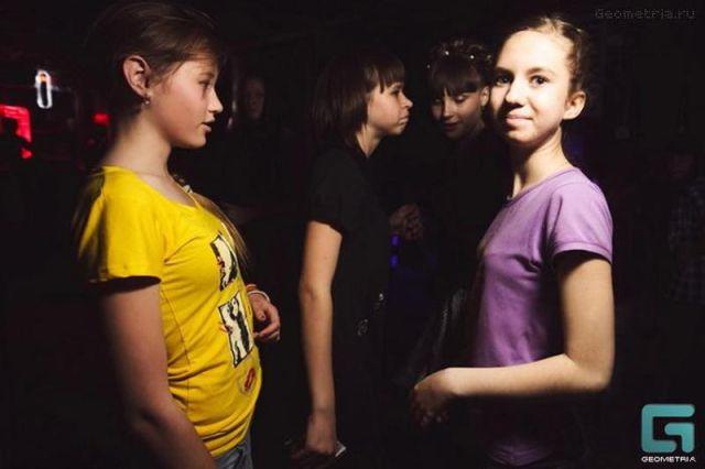 ロシアの子どもナイトクラブがひどい件7