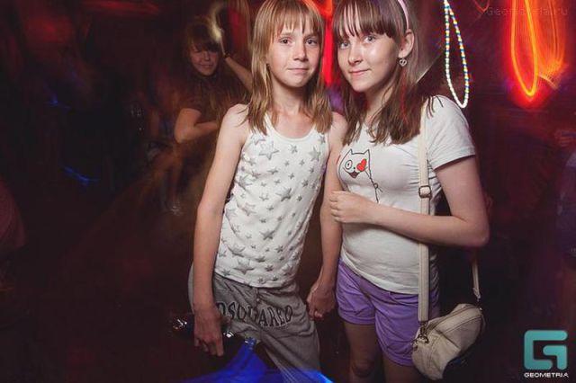 ロシアの子どもナイトクラブがひどい件14
