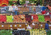 海外のスーパーマーケット