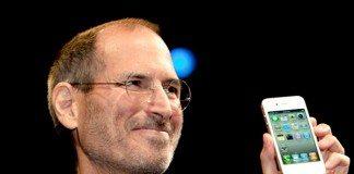 アップルのカリスマ スティーブ・ジョブス
