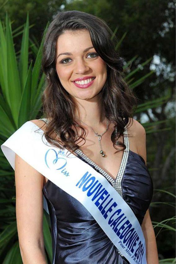 2012年ミスフランス候補者