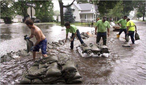 世界で最も大きい損失をもたらした自然災害ランキング