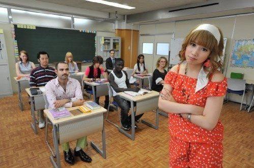ドラマ「日本人の知らない日本語~リターンズ~」より