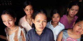 人身売買に最も関与している国ランキング
