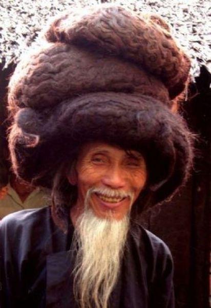 世界が認めた!「アジアの変な髪型」笑える30選