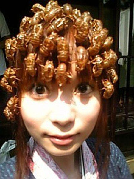 世界が認めた!「アジアの変な髪型」30選