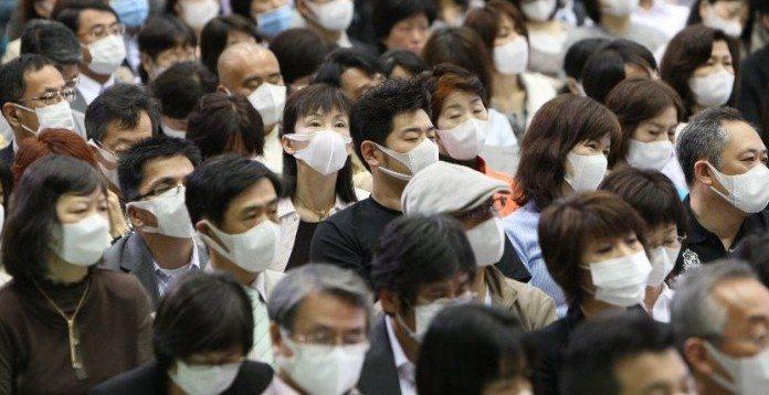 マスク海外の反応