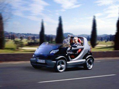 「小型モビリティ」スマート車