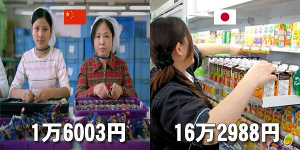 【外国人と日本人の違い】数字でわかる!中国人と日本人の特徴の違い