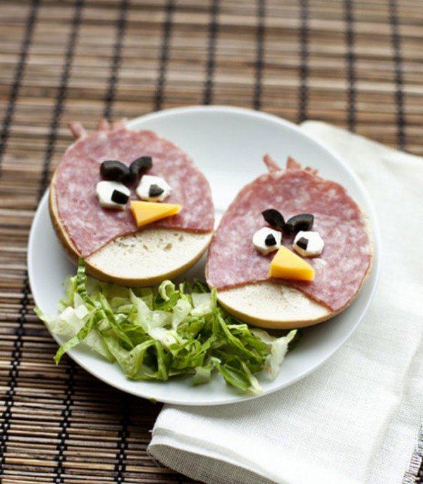 子どもが喜ぶ!海外サイトで紹介された見ために可愛い食べ物画像13枚
