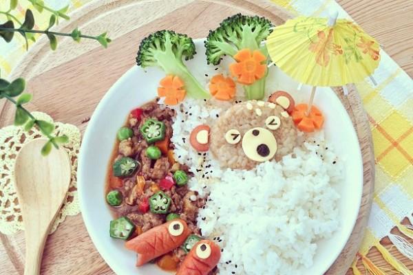海外メディアで話題!素敵ママが作る「かわいい食べ物」画像20枚