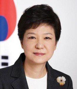 韓国初の女性大統領、