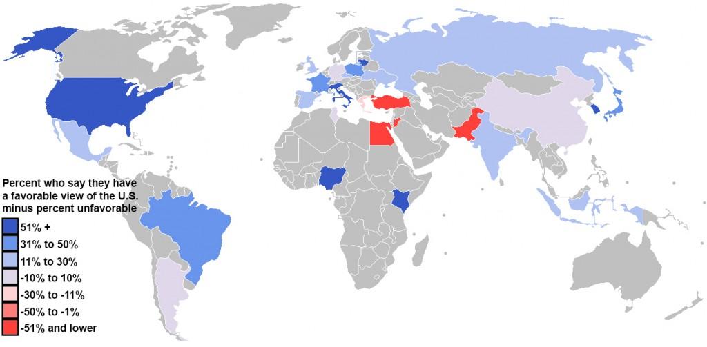 面白いほど世界がよくわかる!統計データを基にした世界地図40選