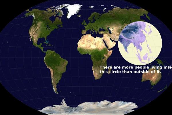 面白いほどよくわかる!世界の統計データを基にした世界地図30枚(前編)