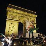 【W杯】パリ凱旋門でバカ騒ぎするアルジェリア人から見る移民問題