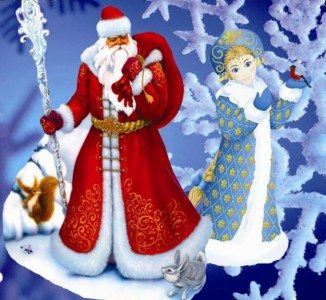 ロシアのクリスマスは何だかスゴイ!ロシアが他とは違うところ4つ