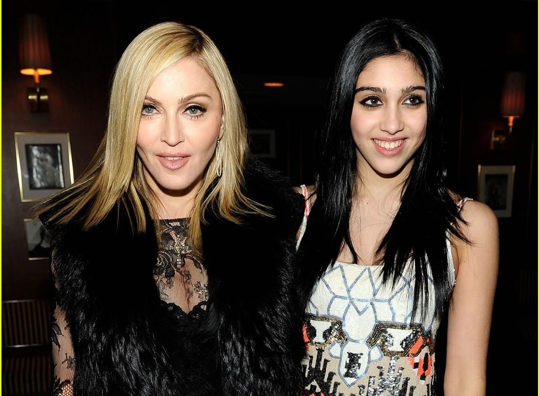 Lourdes and Madonna