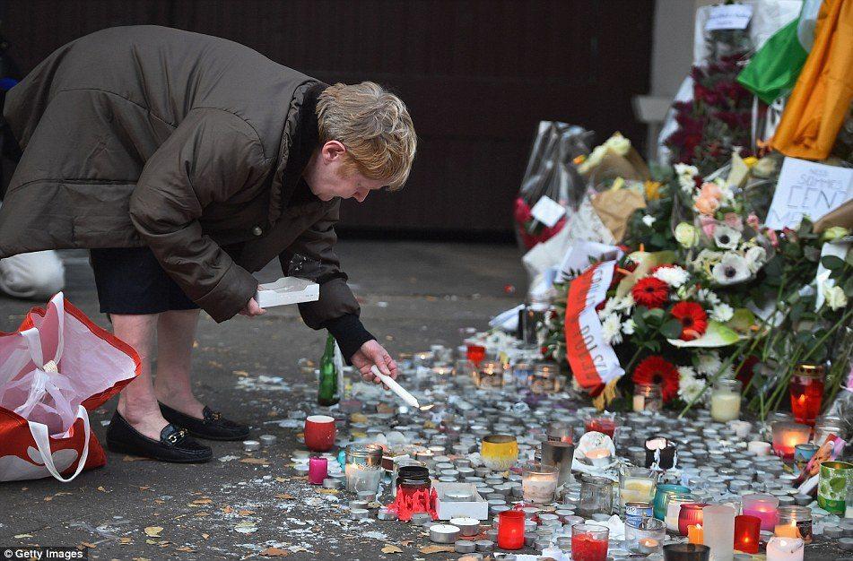 パリ同時多発テロ事件