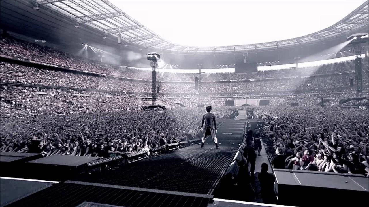 スタッドフランスのコンサート会場
