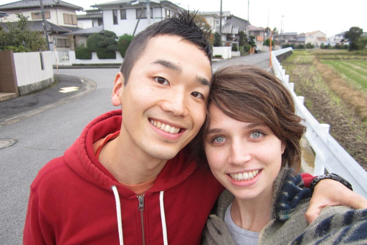 国際結婚夫婦は「外人っぽい日本人×日本人っぽい外人」が多い件