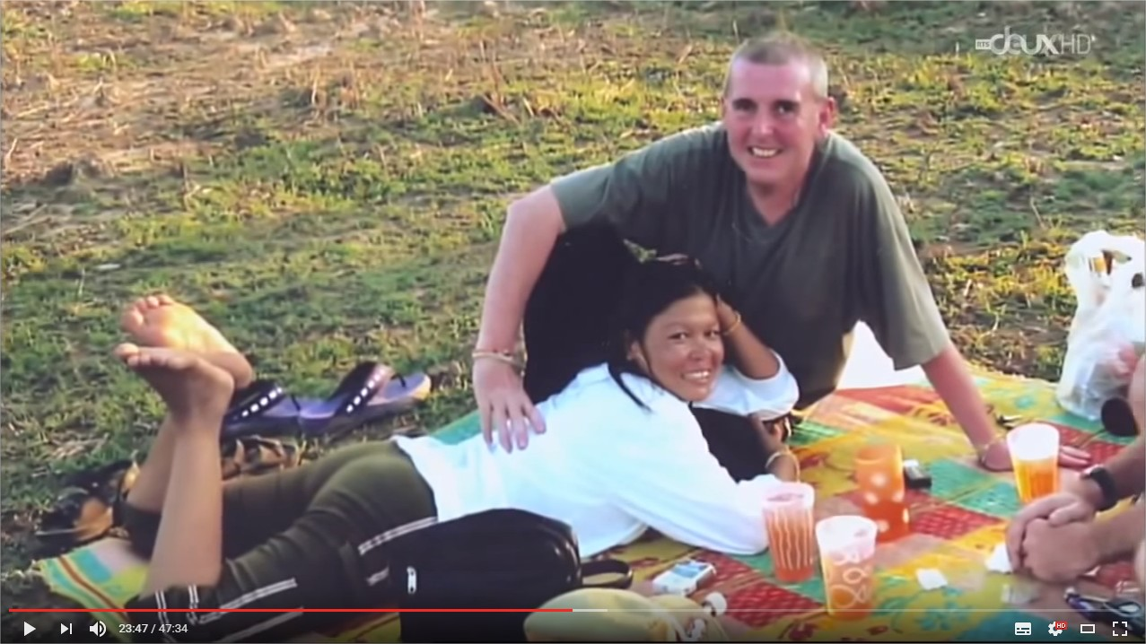 悲報|初老の白人男性が、夜のタイ女性と結婚するとこうなる!