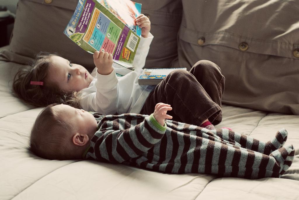 国際結婚のバイリンガル子育て|失敗しない!絵本の読み聞かせのコツ