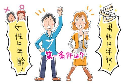 婚活で求める条件をはっきり言う日本人、フィーリング重視のフランス人