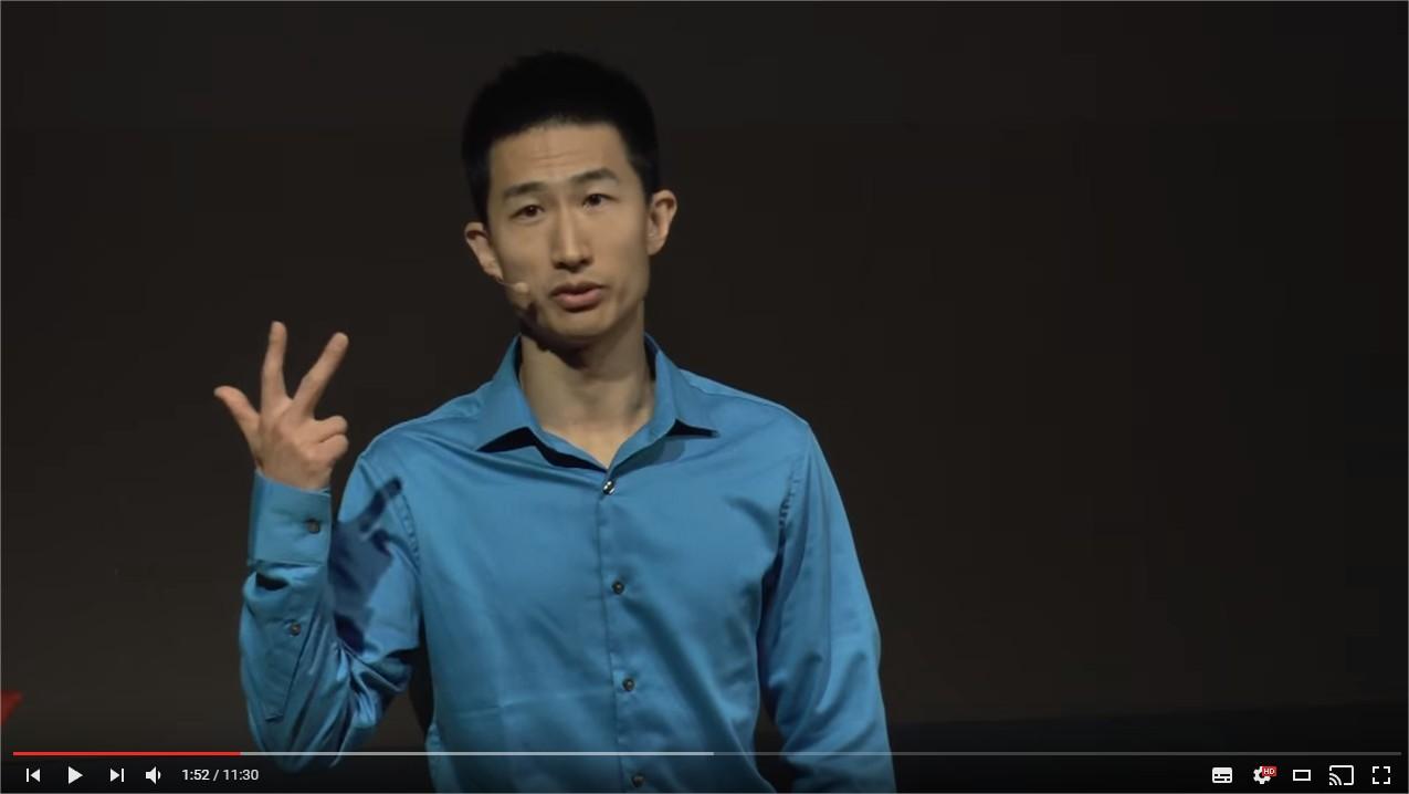 「アジア人男性が白人にモテない3つの理由」を説明した動画が面白い!
